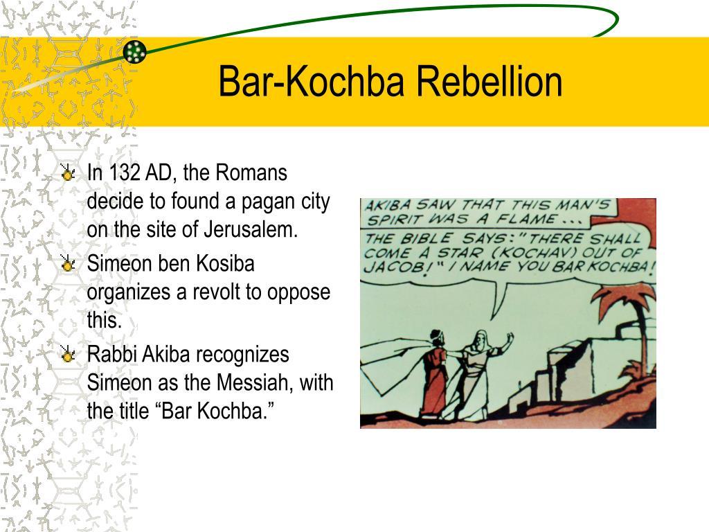Bar-Kochba Rebellion