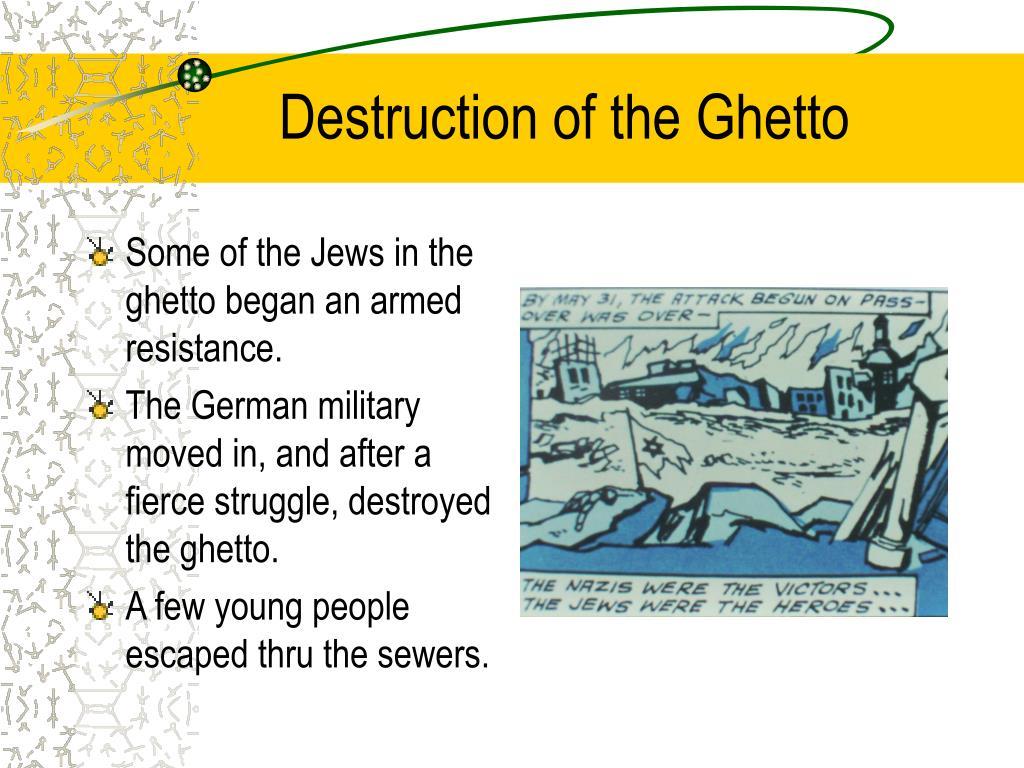 Destruction of the Ghetto