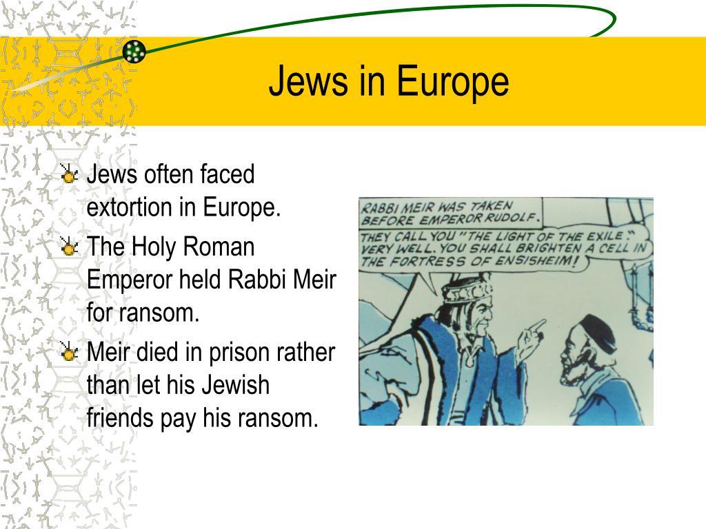 Jews in Europe