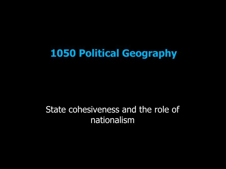 1050 political geography