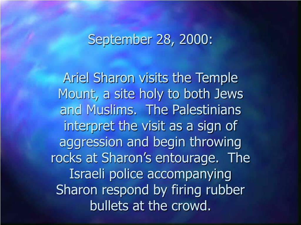 September 28, 2000: