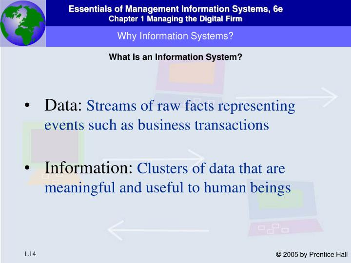 what is an information system Determining information system needs by identifying specific individual and team information needs.