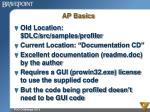ap basics