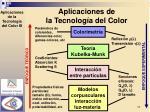 aplicaciones de la tecnolog a del color2