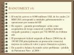 bancomext 4