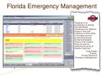 florida emergency management