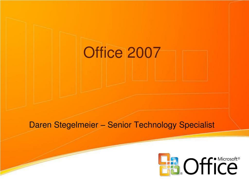 office 2007 l.