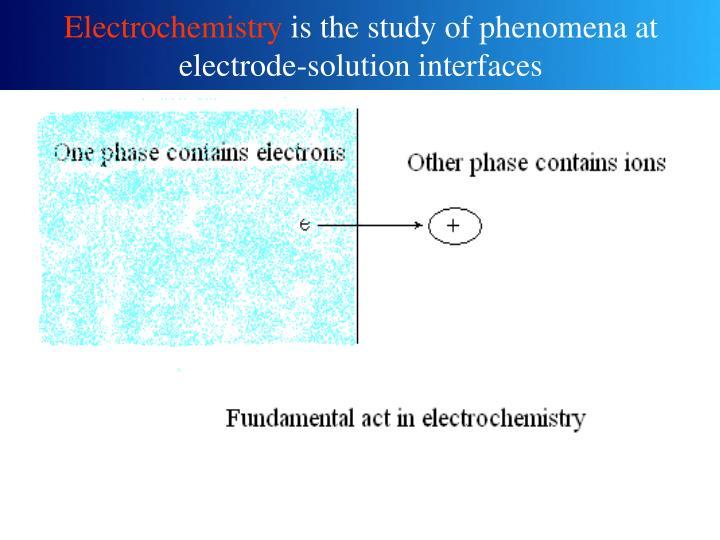 Electrochemistry nihumathulla  authorstream.