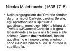 nicolas malebranche 1638 1715