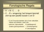 fonologische regels1