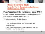 revue cochrane 2008 lavender t et al caesarean section for non medical reasons at term
