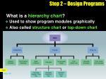 step 2 design programs1