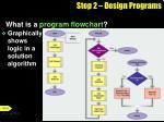 step 2 design programs12