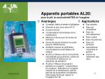 appareils portables al20 pour le ph la conductivit tds et l oxyg ne