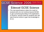edexcel gcse science1