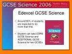edexcel gcse science3