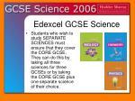 edexcel gcse science4