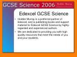 edexcel gcse science5