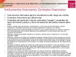 actividades y servicios que prestan los intermediarios financieros en espa a6