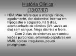 hist ria cl nica 13 07 071