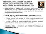 medidas cautelares en colombia prevalencia y concordancia en el registro de instrumentos publicos4