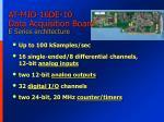at mio 16de 10 data acquisition board e series architecture
