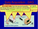 data acquisition daq