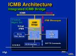 icmb architecture integrated icmb bridge