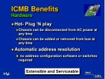 icmb benefits hardware13