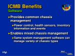 icmb benefits software10