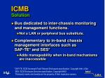 icmb solution