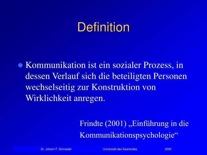 PPT - Kommunikation und Interaktion PowerPoint Presentation - ID:944066