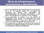 obras de infraestructura excavaciones y demoliciones1