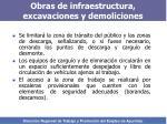 obras de infraestructura excavaciones y demoliciones5