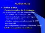 audiometr a1