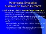 potenciales evocados auditivos de tronco cerebral1