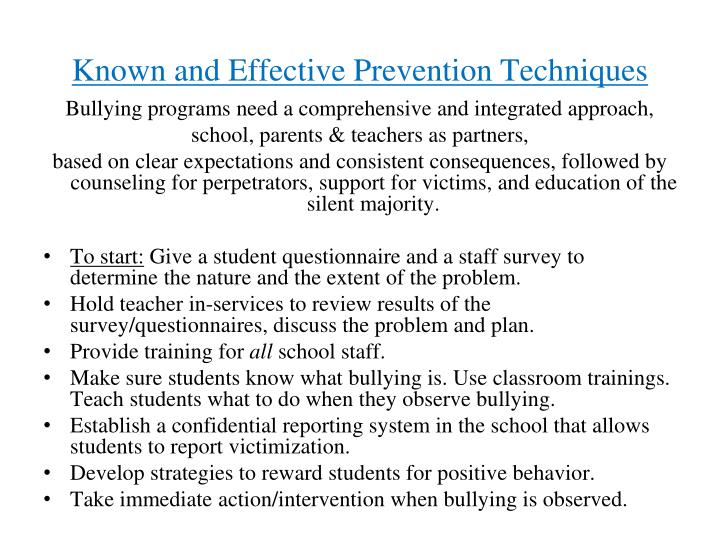 a critical review of observing bullying Child care preventing bullying in child child care settings are also where many children first observe or experience early forms of bullying review, discuss.