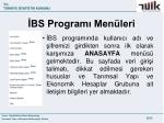 bs program men leri