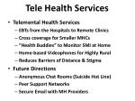 tele health services