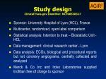 study design clinicaltrials gov identifier nct00538317