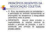 princ pios regentes da negocia o coletiva2
