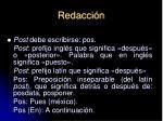 redacci n3