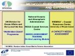 methodologies approaches and experiences