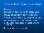 common core curriculum maps1