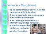 violencia y masculinidad1
