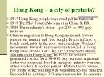hong kong a city of protests5