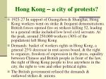 hong kong a city of protests6