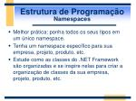 estrutura de programa o namespaces4
