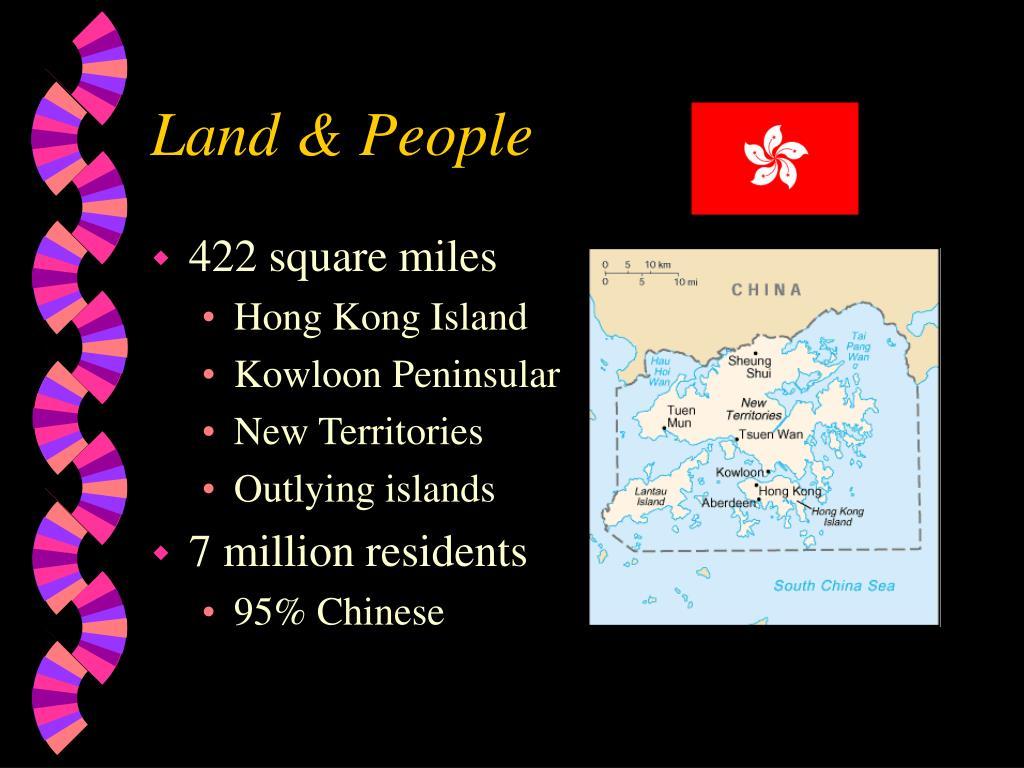 Land & People