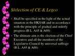 s election of ce legco